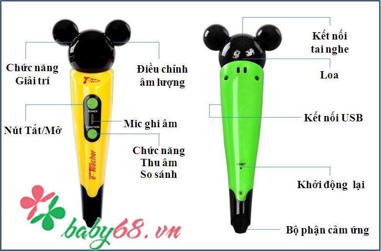 Picture of Bút thông minh E-pen - EP-4G02