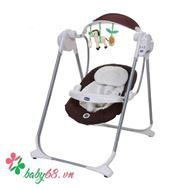 Picture of Xích đu Polly Swing màu nâu - Chicco 113398