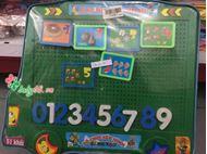 Picture of Bảng học đếm số bằng tiếng anh