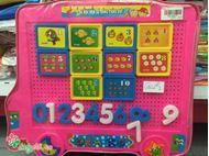 Picture of Bảng học đếm số bằng tiếng việt