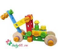 Picture of Bộ lắp ráp sáng tạo Winwintoys 64302