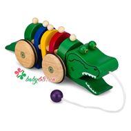 Picture of Đồ chơi gỗ cá sấu Winwintoys 66252