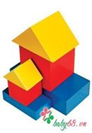 Picture of Bộ hình 3 khối lớn - Forkids