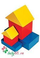 Picture of Bộ hình 3 khối nhỏ - Forkids