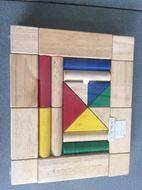 Picture of Xe hình gỗ NH-XH220