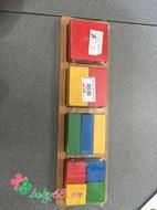 Picture of Đồ chơi xếp gỗ khối