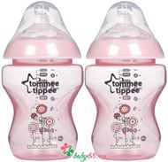 Picture of Bình sữa nhựa BPA free chống sặc Tommee Tippee