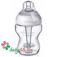 Picture of Bình sữa chống sặc cảm ứng nhiệt BPA free 260ml