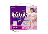 Picture of Bỉm quần Kibie Hàn Quốc size XXL24G Girl (18kg)