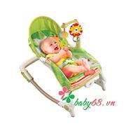 Picture of Ghế rung Konig Kids có nhạc và đồ chơi KK63561