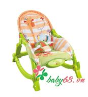 Picture of Ghế rung Konig Kids có nhạc và đồ chơi KK63560