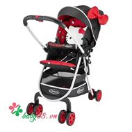 Picture of Xe đẩy trẻ em Graco CitiLiteR UP Hello Kitty BK A038011