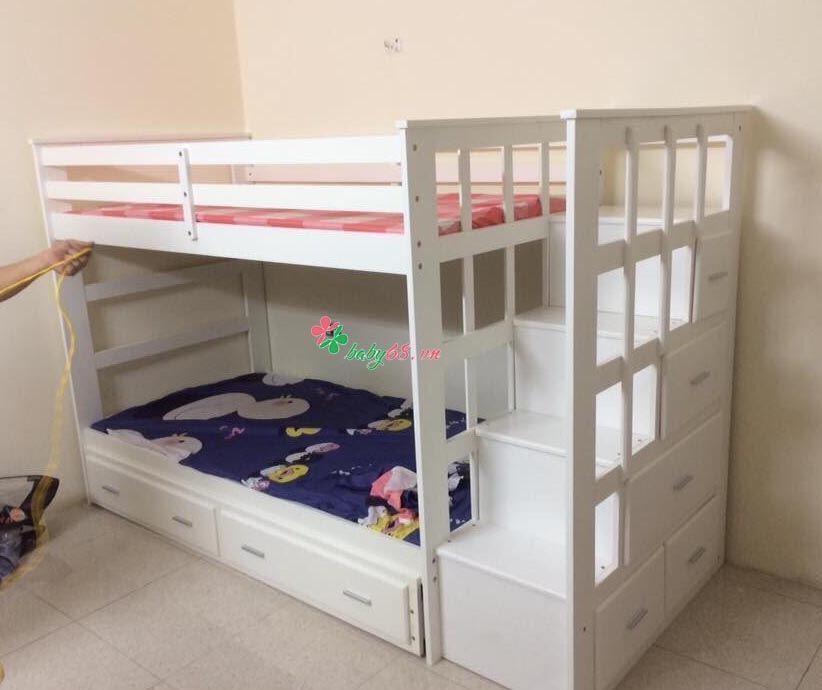 Picture of Giường ba tầng Acme BB 010 nhiều màu